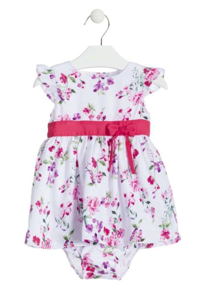 9232601ff7fc Φόρεμα Losan | Karamela-kids.gr | Βρεφικά - παιδικά ενδύματα